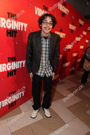 LOS ANGELES, CA - SEPTEMBER 07: Justin Kline at a Special Screening of Columbia Pictures 'The Virginity Hit' at Regal Cinemas-LA Live on September 7, 2010 in Los Angeles, California. Justin Kline