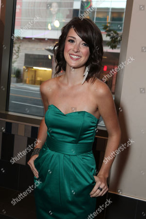 LOS ANGELES, CA - SEPTEMBER 07: Nicole Weaver at a Special Screening of Columbia Pictures 'The Virginity Hit' at Regal Cinemas-LA Live on September 7, 2010 in Los Angeles, California. Nicole Weaver