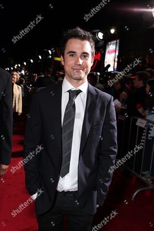 Stock Photo of HOLLYWOOD - SEPTEMBER 22: Sean Wing at Touchstone Pictures World Premiere of 'You Again' at the El Capitan Theatre on September 22, 2010 in Hollywood, California. Sean Wing