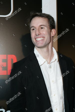 TORONTO, ON - SEPTEMBER 14: Writer Chris Sparling at Lionsgate's Premiere of 'Buried' at the 2010 Toronto International Film Festival on September 14, 2010 at Ryerson Theatre in Toronto, Canada. Chris Sparling