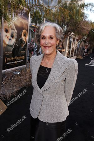 HOLLYWOOD - SEPTEMBER 19: Author Kathryn Lasky at The World Premiere of Warner Bros. 'Legend of the Guardians' at Grauman's Chinese Theatre on September 19, 2010 in Hollywood, California. Kathryn Lasky