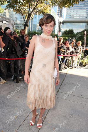 Editorial picture of Miramax Premiere of 'The Debt' at The 2010 Toronto International Film Festival Toronto Canada.