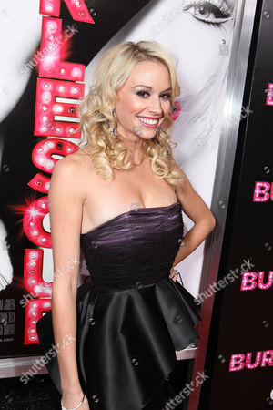 Editorial photo of Screen Gems Los Angeles Premiere of 'Burlesque' Hollywood Los Angeles, America.