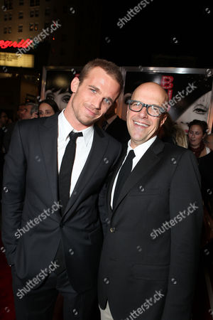 HOLLYWOOD - NOVEMBER 15: Cam Gigandet and Producer Donald DeLine at the Screen Gems Los Angeles Premiere of 'Burlesque' at Grauman's Chinese Theatre on November 15, 2010 in Hollywood, California. Cam Gigandet Donald DeLine