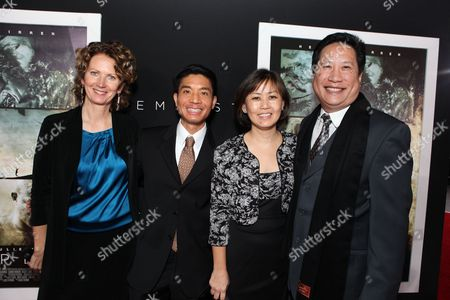 Editorial photo of Touchstone Pictures and Miramax Films Los Angeles Premiere of 'The Tempest' Hollywood Los Angeles, America.
