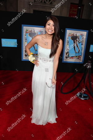 HOLLYWOOD, CA - APRIL 21: Yin Chang at The World Premiere of Disney's 'Prom' at the El Capitan Theatre on April 21, 2011 in Hollywood, California. Yin Chang