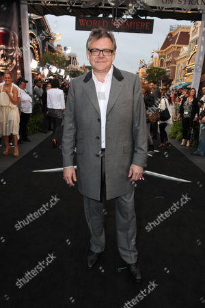 ANAHEIM, CA - MAY 07: Kevin R. McNally at the World Premiere of Disney's 'Pirates of the Caribbean: On Stranger Tides' at Disneyland on May 7, 2011 in Anaheim, California. Kevin R. McNally