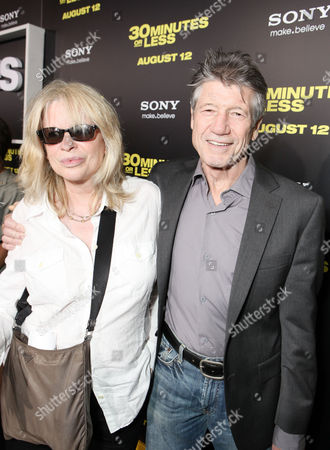 Editorial picture of Columbia Pictures Presents '30 Minutes Or Less' Premiere Hollywood Los Angeles, America.