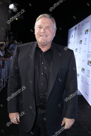 LOS ANGELES, CA - OCTOBER 13: Producer Tim Headington attends FilmDistrict's World Premiere of 'The Rum Diary' at Bing Theatre at LACMA on October 13, 2011 in Los Angeles, California. Tim Headington