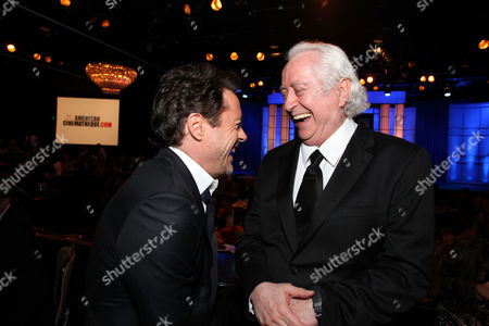 Editorial photo of American Cinematheque's 2011 Award Show Honoring Robert Downey Jr. Beverly Hills Los Angeles, America.