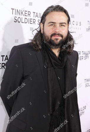 HOLLYWOOD, CA - DECEMBER 06: Director of Photography Hoyte Van Hoytema at Focus Features Premiere of 'Tinker Tailor Soldier Spy' held at ArcLight Hollywood on December 6, 2011 in Hollywood, California. Hoyte Van Hoytema