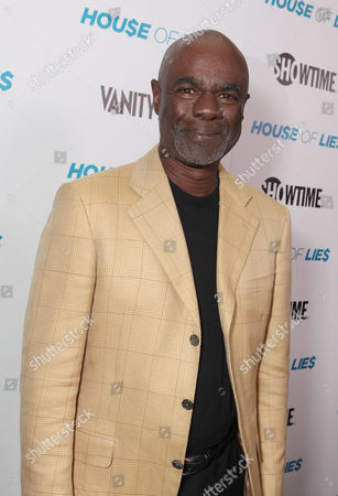 LOS ANGELES, CA - JANUARY 04: Glynn R. Turman at Showtime Premiere of 'House of Lies' held at AT&T Center on January 4, 2012 in Los Angeles, California. Glynn R. Turman