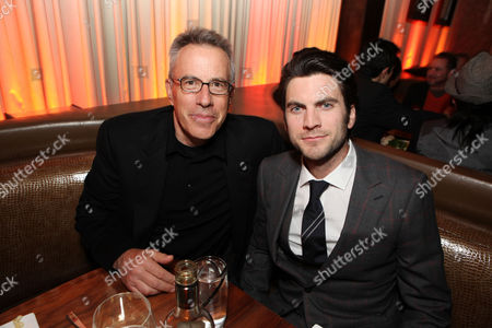 HOLLYWOOD, CA - FEBRUARY 21: Producer Tom Rosenberg and Wes Bentley at Summit Entertainment's Los Angeles Premiere of 'Gone' at ArcLight Hollywood on February 21, 2012 in Hollywood, California. Tom Rosenberg Wes Bentley
