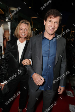 HOLLYWOOD, CA - FEBRUARY 21: Marjolein Pare and Michael Pare arrive at Summit Entertainment's Los Angeles Premiere of 'Gone' at ArcLight Hollywood on February 21, 2012 in Hollywood, California. Marjolein Pare Michael Pare
