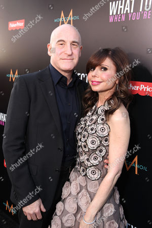 Stock Picture of HOLLYWOOD, CA - MAY 14: Executive Producer Erik Murkoff and Executive Producer/Author Heidi Murkoff arrive at the Lionsgate Premiere of 'What To Expect When You're Expecting' at Grauman's Chinese Theatre on May 14, 2012 in Hollywood, California. Erik Murkoff Heidi Murkoff