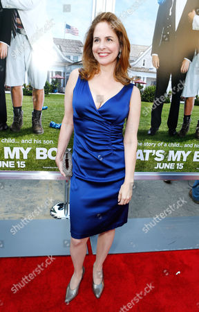Editorial picture of Columbia Pictures Premiere Of 'That's My Boy' Westwood Los Angeles, America.
