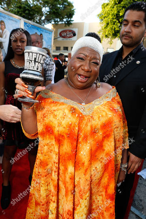 Stock Photo of WESTWOOD, CA - JUNE 04: Luenell Campbell at Columbia Pictures Premiere of 'That's My Boy' at Regency Village Theatre on June 4, 2012 in Westwood, California. Luenell Campbell