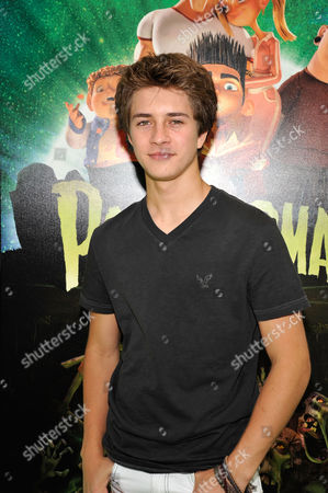 UNIVERSAL CITY, CA - AUGUST 05: Billy Unger at Focus Features 'ParaNorman' World Premiere at The Globe Theatre at Universal Studios on August 5, 2012 in Universal City, California. Billy Unger