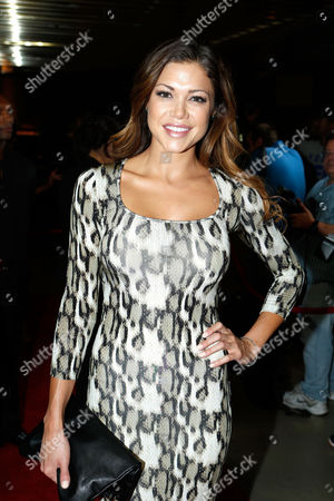 LOS ANGELES, CA - AUGUST 07: Hilary CruzÊattends the VIP screening for 'Freelancers' premiering in select theaters August 10 and available on Blu-ray and DVD August 21ÊfromÊLionsgate Home Entertainment at Mann Chinese 6 on August 7, 2012 in Los Angeles, California. Hilary Cruz