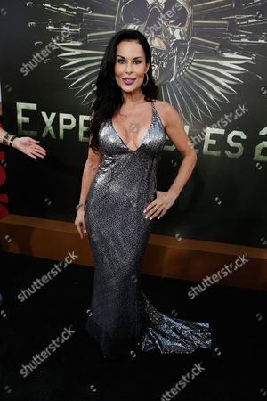 Editorial image of Lionsgate World Premiere Of 'The Expendables 2' Hollywood Los Angeles, America.
