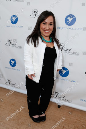 LOS ANGELES, CA - AUGUST 18: Meredith Eaton at Project Angel Food's Angel Awards 2012 held at Project Angel Food on August 18, 2012 in Los Angeles, California. Meredith Eaton