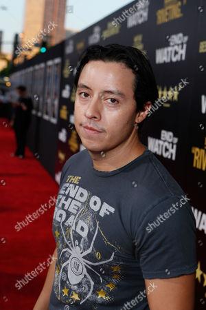 LOS ANGELES, CA - SEPTEMBER 17: Efren Ramirez at Open Road Films' 'End Of Watch' Premiere held at Regal Cinemas L.A. LIVE Stadium 14 on September 17, 2012 in Los Angeles, California. Efren Ramirez