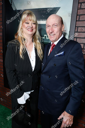 WESTWOOD, CA - SEPTEMBER 19: Mia Lauter and Ed Lauter at The World Premiere Of Warner Bros. Pictures' 'Trouble With The Curve' held at Mann Village Theatre on September 19, 2012 in Westwood, California. Mia Later Ed Lauter