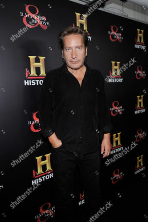 WEST HOLLYWOOD, CA - SEPTEMBER 22: Ronan Vibert at HISTORY Pre-EMMY Party held Soho House on September 22, 2012 in West Hollywood, California. Ronan Vibert
