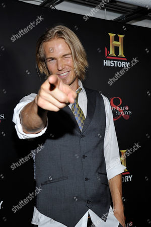 WEST HOLLYWOOD, CA - SEPTEMBER 22: Jilon VanOver at HISTORY Pre-EMMY Party held at Soho House on September 22, 2012 in West Hollywood, California. Jilon VanOver