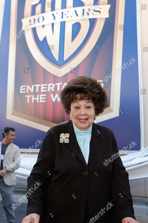 Stock Photo of BURBANK, CA - OCTOBER 03: Jane Withers at Warner Bros. Home Entertainment 2013 Year-Long 90th Anniversary Global Celebration held at Warner Bros. Studios on October 3, 2012 in Burbank, California. Jane Withers