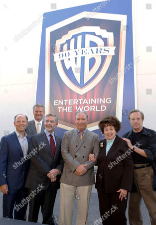 Editorial photo of Warner Bros. Home Entertainment 2013 Year-Long 90th Anniversary Global Celebration