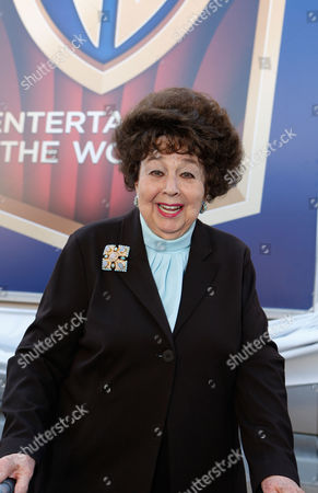 BURBANK, CA - OCTOBER 03: Jane Withers at Warner Bros. Home Entertainment 2013 Year-Long 90th Anniversary Global Celebration held at Warner Bros. Studios on October 3, 2012 in Burbank, California. Jane Withers