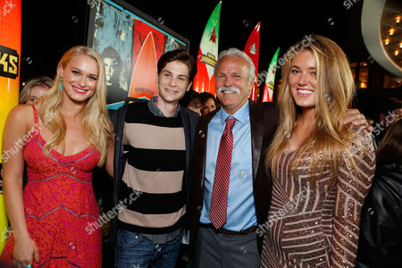 Editorial picture of Twentieth Century Fox And Walden Media Special Screening Of 'Chasing Mavericks'