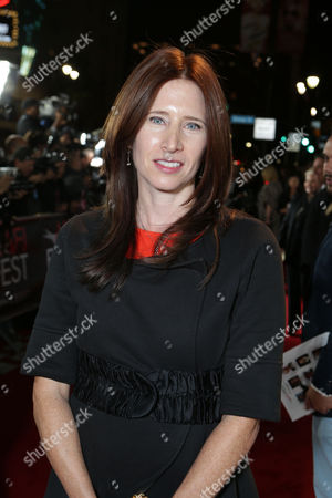 Stock Picture of HOLLYWOOD, CA - NOVEMBER 01: Editor Pamela Martin at the World Premiere Of Fox Searchlight 'Hitchcock' at the Opening Night Of AFI Film Festival held at Grauman's Chinese Theatre on November 1, 2012 in Hollywood, California. Pamela Martin