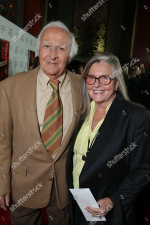 HOLLYWOOD, CA - NOVEMBER 01: Robert Loggia and Audrey Loggia at the World Premiere Of Fox Searchlight 'Hitchcock' at the Opening Night Of AFI Film Festival held at Grauman's Chinese Theatre on November 1, 2012 in Hollywood, California. Robert Loggia Audrey Loggia