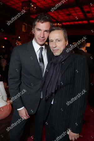 HOLLYWOOD, CA - NOVEMBER 01: James D'Arcy and Michael Wincott at the World Premiere Of Fox Searchlight 'Hitchcock' at the Opening Night Of AFI Film Festival held at Grauman's Chinese Theatre on November 1, 2012 in Hollywood, California. James D'Arcy Michael Wincott