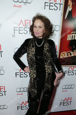 Stock Photo of HOLLYWOOD, CA - NOVEMBER 01: Karen Black at the World Premiere Of Fox Searchlight 'Hitchcock' at the Opening Night Of AFI Film Festival held at Grauman's Chinese Theatre on November 1, 2012 in Hollywood, California. Karen Black