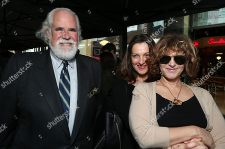 HOLLYWOOD, CA - NOVEMBER 08: Sony's Jeff Blake, Producer Barbara Broccoli and Sony's Amy Pascal at Javier Bardem's Star Ceremony On The Hollywood Walk Of Fame on November 8, 2012 in Hollywood, California. Barbara Broccoli Amy Pascal Jeff Blake