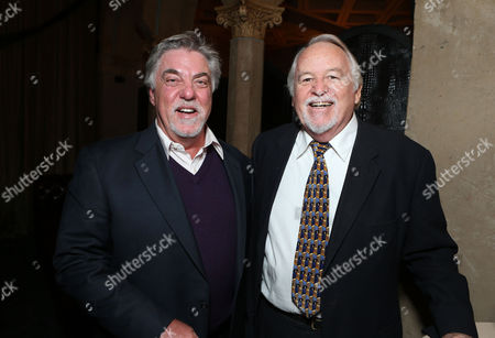 HOLLYWOOD, CA - NOVEMBER 08: Bruce McGill and Dakin Matthews at The World Premiere of DreamWorks Pictures 'Lincoln' At The AFI FEST 2012 held at Grauman's Chinese Theatre on November 8, 2012 in Hollywood, California. Copyright info: 2012 DreamWorks II Distribution Co., LLC and Twentieth Century Fox Film Corporation. All Rights Reserved. Bruce McGill Dakin Matthews