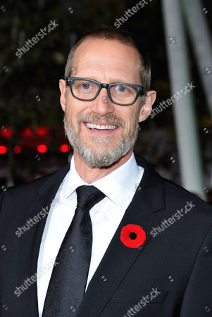 LOS ANGELES, CA - NOVEMBER 12: Christopher Heyerdahl at The World Premiere of Summit Entertainment, a Lionsgate Company, 'The Twilight Saga: Breaking Dawn - Part 2' at Nokia Theatre L.A. Live on November 12, 2012 in Los Angeles, California. Christopher Heyerdahl