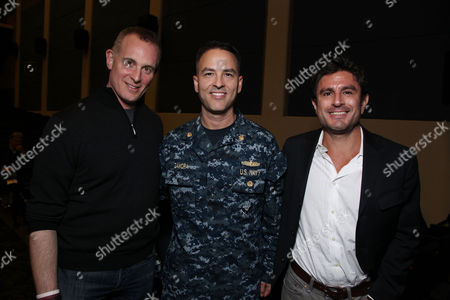Editorial picture of 'Red Dawn' Military Base Special Screening