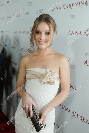 Editorial picture of Focus Features 'Anna Karenina' Los Angeles Premiere Sponsored By ACER Hollywood Los Angeles, America.