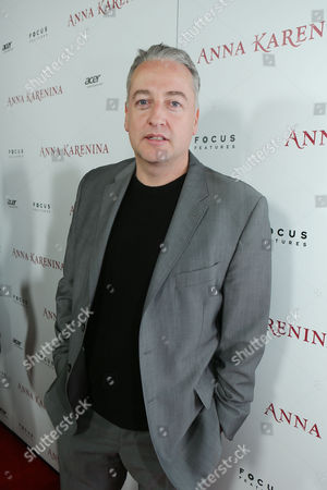 HOLLYWOOD, CA - NOVEMBER 14: Director of Photography Seamus McGarvey at Focus Features 'Anna Karenina' Los Angeles Premiere Sponsored By ACER held at ArcLight Hollywood on November 14, 2012 in Hollywood, California. Seamus McGarvey