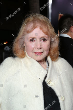 BEVERLY HILLS, CA - NOVEMBER 20: Piper Laurie at Fox Searchlight Pictures' 'Hitchcock' Los Angeles Premiere held at AMPAS Samuel Goldwyn Theater on November 20, 2012 in Beverly Hills, California. Piper Laurie