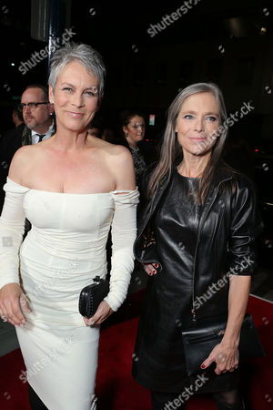 BEVERLY HILLS, CA - NOVEMBER 20: Jamie Lee Curtis and Kelly Lee Curtis at Fox Searchlight Pictures' 'Hitchcock' Los Angeles Premiere held at AMPAS Samuel Goldwyn Theater on November 20, 2012 in Beverly Hills, California. Jamie Lee Curtis Kelly Lee Curtis
