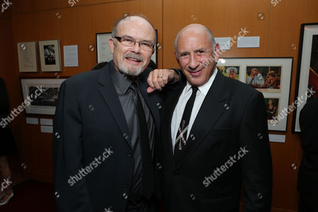 BEVERLY HILLS, CA - NOVEMBER 20: Kurtwood Smith and Richard Portnow at Fox Searchlight Pictures' 'Hitchcock' Los Angeles Premiere at AMPAS Samuel Goldwyn Theater on November 20, 2012 in Beverly Hills, California. Kurtwood Smith Richard Portnow