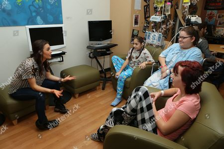 LOS ANGELES, CA - NOVEMBER 26: Kathryn McCormick at 'Step Up Revolution' DVD holiday screening at Children's HospitalÊLos Angeles on November 26, 2012 in Los Angeles, California. Kathryn McCormick