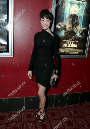 HOLLYWOOD, CA - NOVEMBER 26: Emma Fitzpatrick at LD Entertainment Special Screening of 'The Collection' at ArcLight Hollywood on November 26, 2012 in Hollywood, California. Emma Fitzpatrick