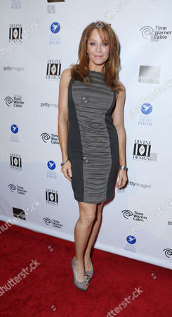 Editorial picture of Opening Night Of Project Angel Food's Divine Design 2012 Presented By Time Warner Cable Beverly Hills Los Angeles, America.