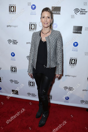 Editorial image of Opening Night Of Project Angel Food's Divine Design 2012 Presented By Time Warner Cable Beverly Hills Los Angeles, America.
